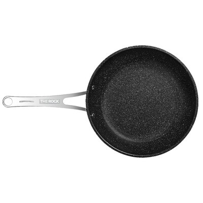 12 Inch Stainless Steel Fry Pan with Handle-Starfrit