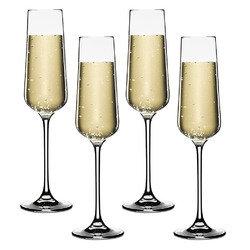 Set of 4 Champagne Flute Set, Vivere - Cuisinart