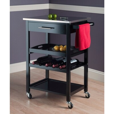 Anthony Kitchen Cart - Winsome