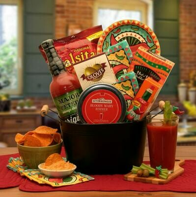 Gift Basket - A Bloody Mary Mixer