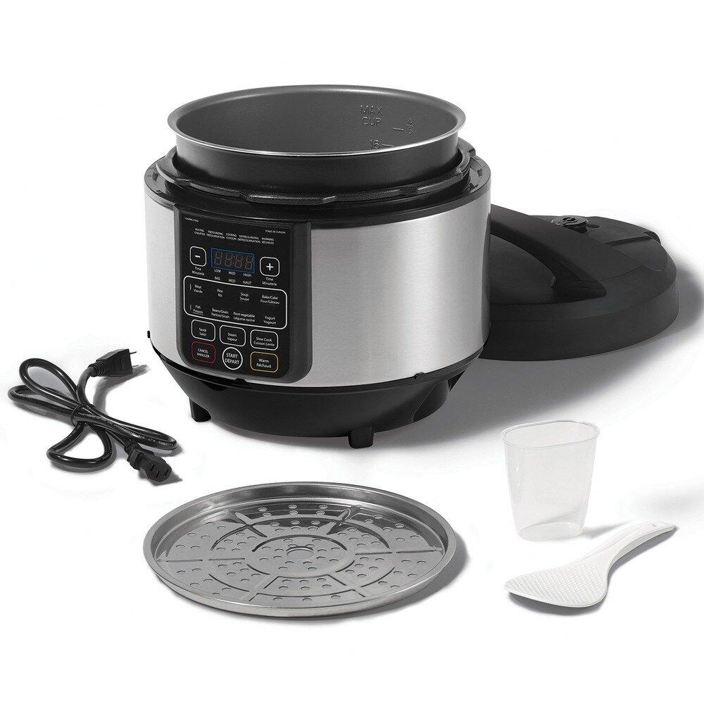8.5 Quart Multifunctional Pressure Cooker - Starfrit