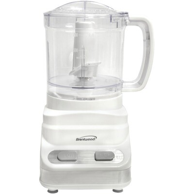 3 Cup Food Processor - Brentwood