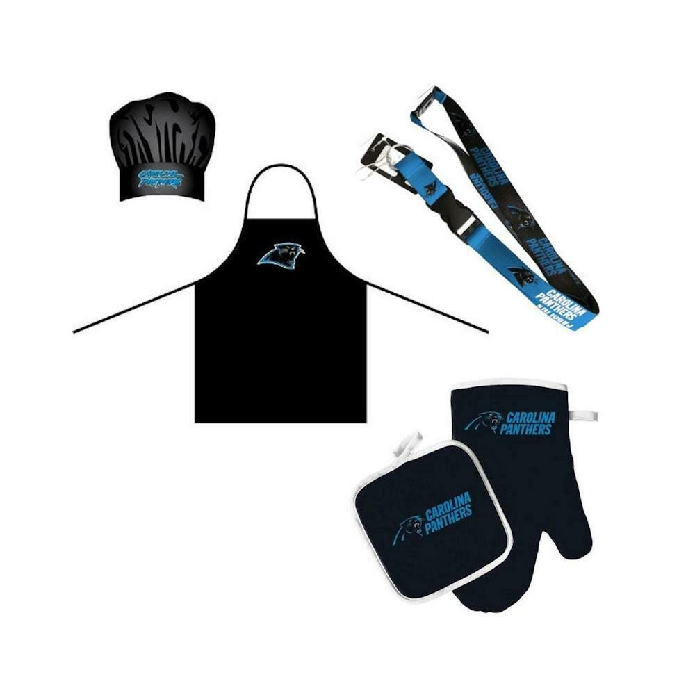 BBQ Set - Carolina Panthers