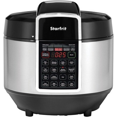 Electric Pressure Cooker - Starfrit