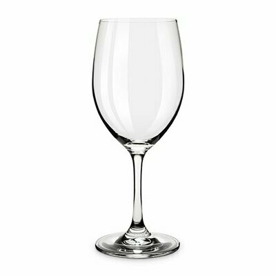 Red And White Tasting Glass, Set of 4 - True