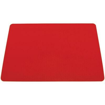 Red Silicone Cooking Mat