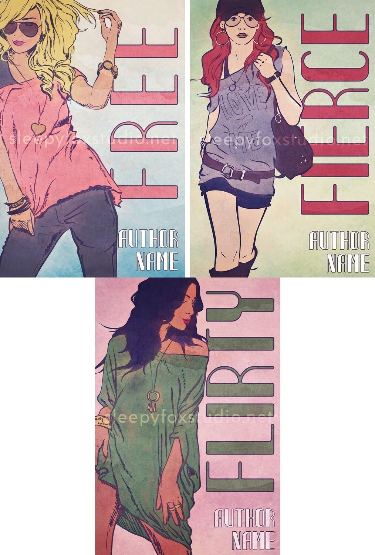 Girls Just Wanna Be trilogy