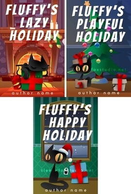 Fluffy's Holiday Trilogy