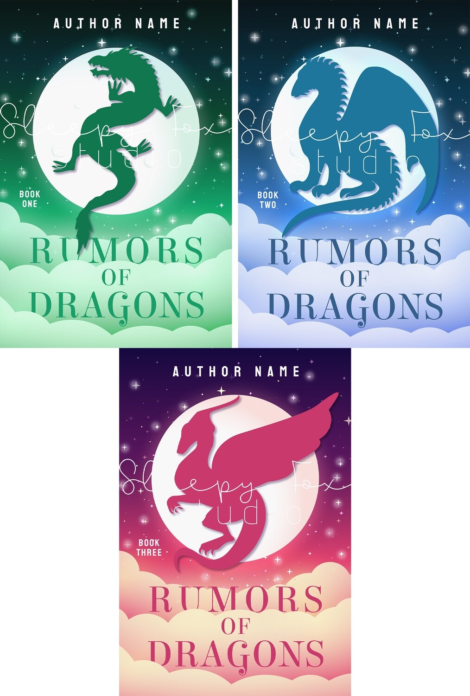 Rumors of Dragons Trilogy