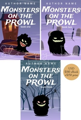 Monsters on the Prowl Trilogy