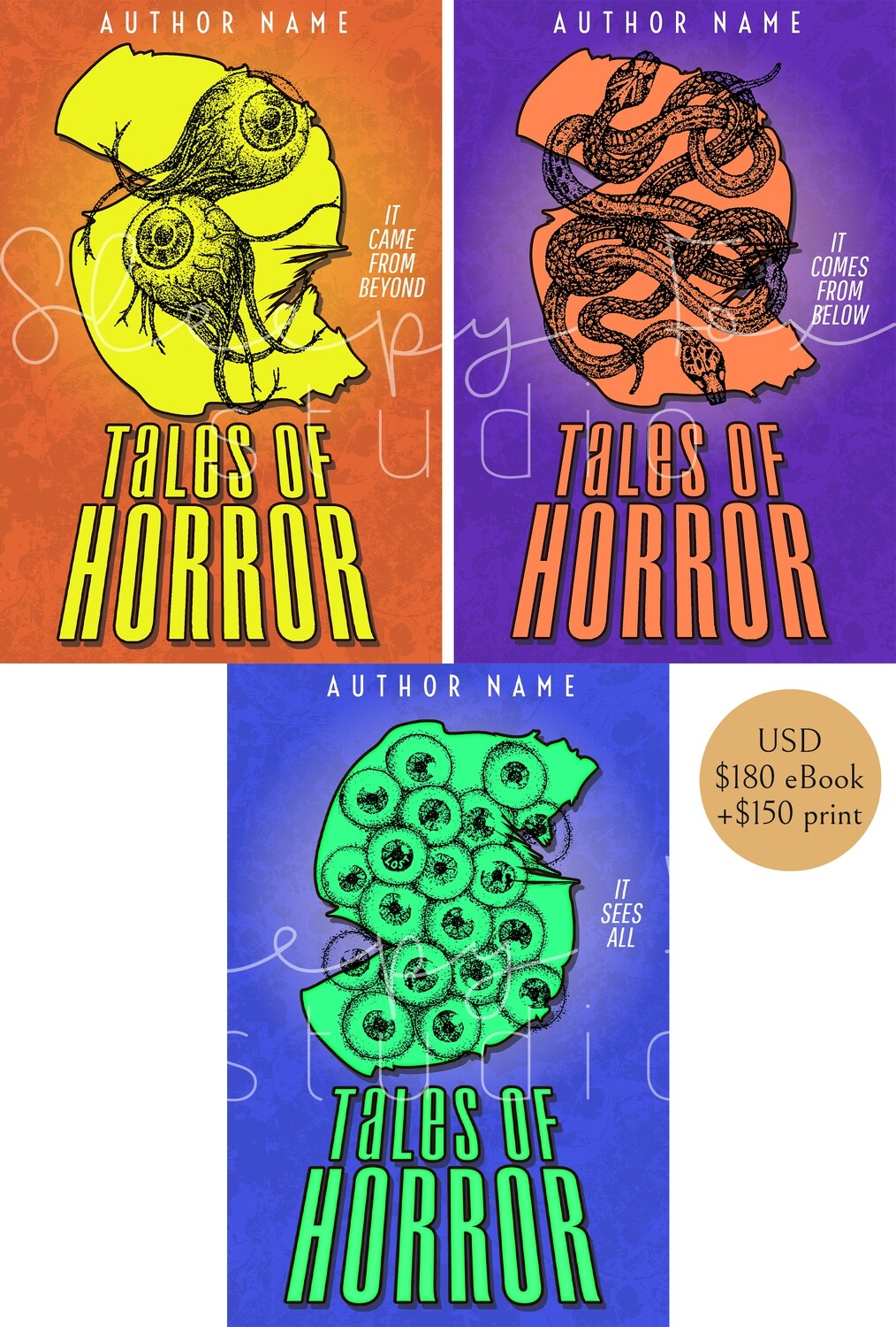 Tales of Horror Trilogy