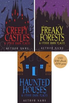 Dark Places Trilogy
