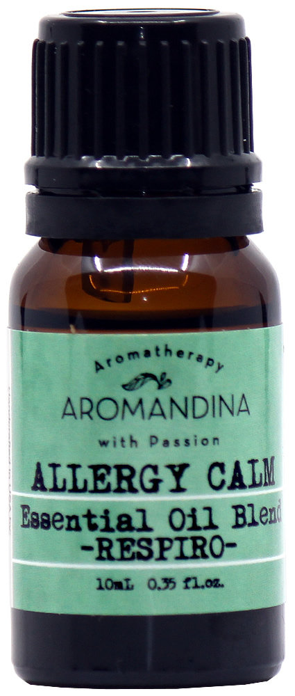 Allergy Calm - Sinergia para las Alergias