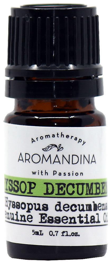 Hisopo decumbens - Aceite Esencial