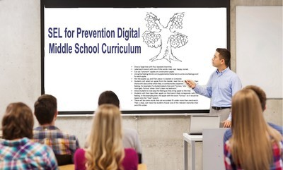 SEL for Prevention Digital Middle School Curriculum