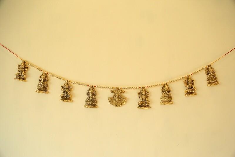 Laxmi Ganesha Toran