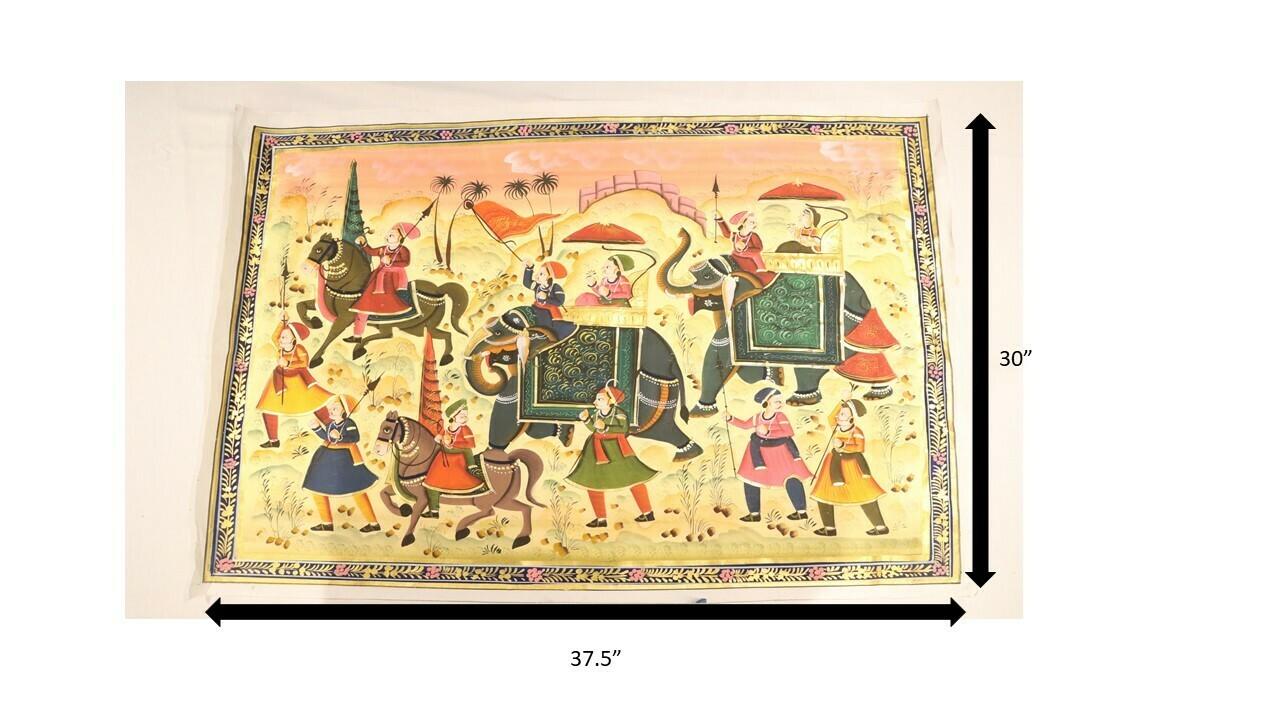 Mughal Royal painting