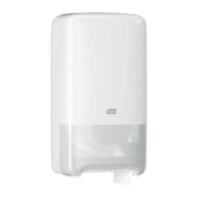 Dispenser Mid-size Twin Toalettpapper T6