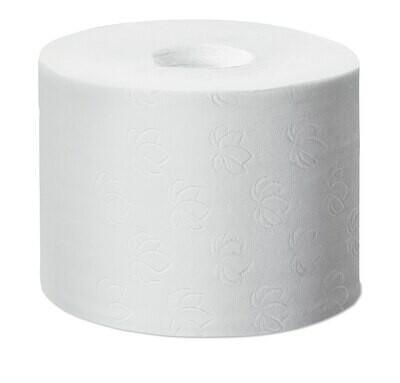 Mid-size Toalettpapper utan hylsa – 2-lagerspapper - T7