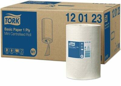 Tork Basic Papper 1-lagers- M1 - Centrummatat