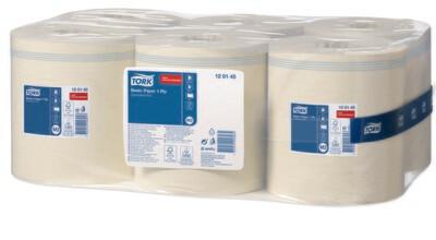 Tork Basic Papper 1-lagers- M2 - Centrummatat