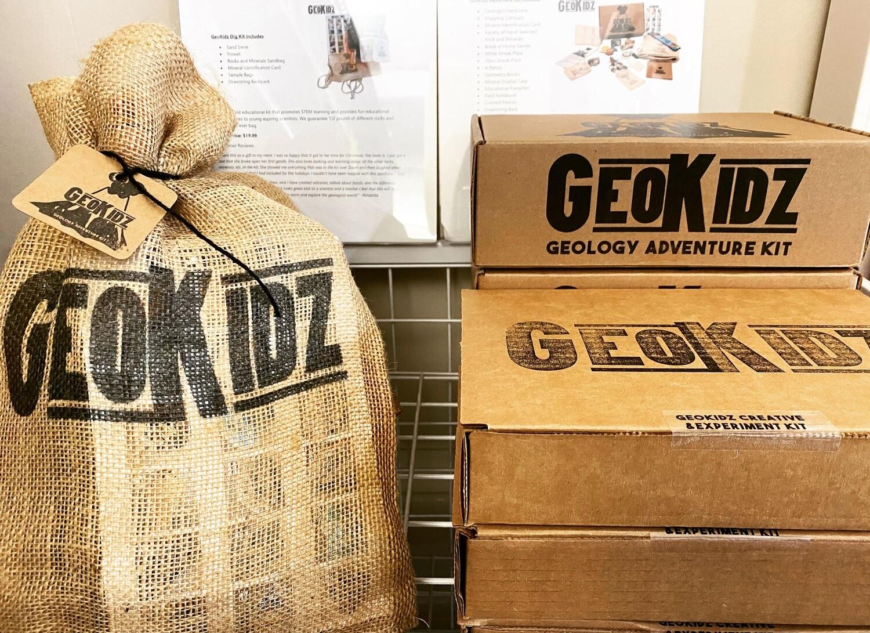 Geokidz Geology Kit