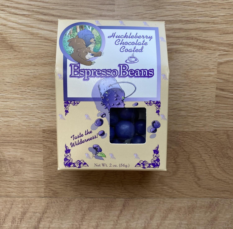 Huckleberry Espresso Beans