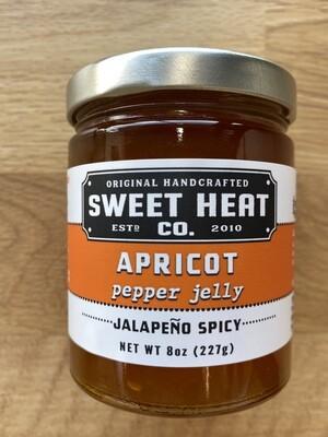 Sweet Heat- Apricot Pepper Jelly