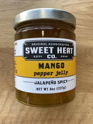 Sweet Heat- Mango Pepper Jelly