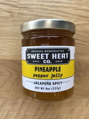 Sweet Heat- Pineapple Pepper Jelly
