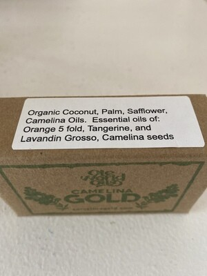 Camelina Gold Soap