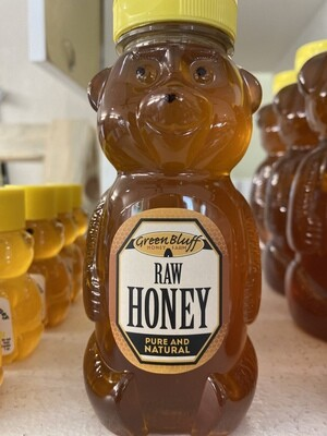 Greenbluff Honey Bear 12oz