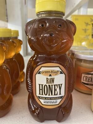 Greenbluff Honey Bear 24oz