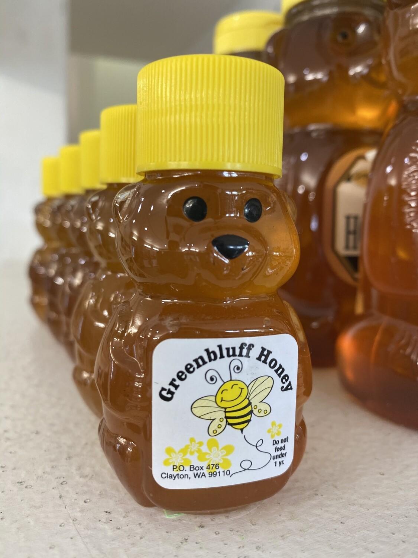 Greenbluff Honey Mini Bear