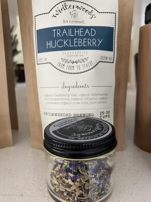 Trailhead Huckleberry Tea