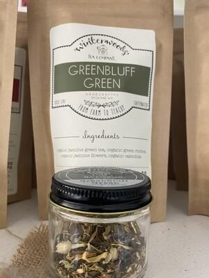 Greenbluff Green Tea