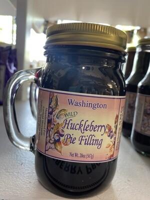 Huckleberry Pie Filling