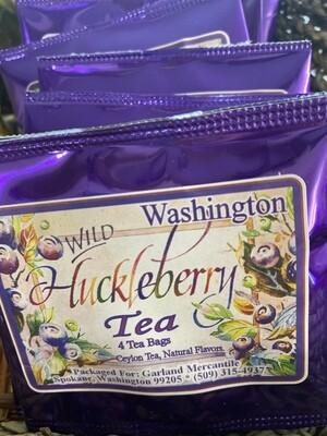 Huckleberry Tea-4 ct