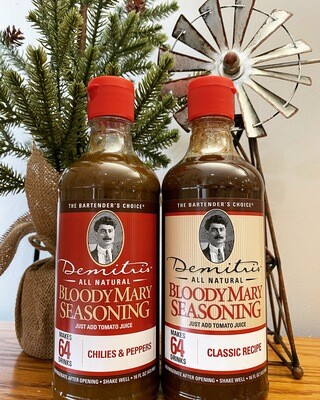 Demitris Bloody Mary Seasoning 16oz
