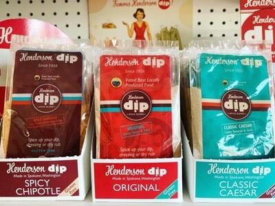 Henderson Dip - Chipotle