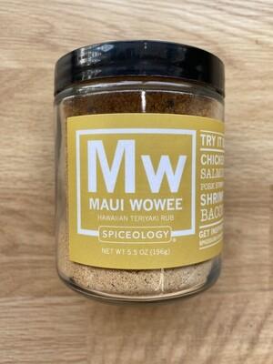 Maui Wowee Spiceology Rub