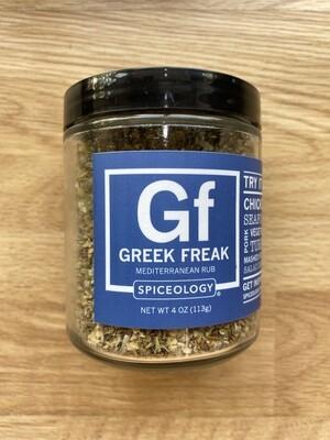 Greek Freak Spiceology Rub