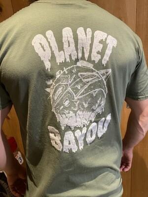 Planet Bayou T-shirt