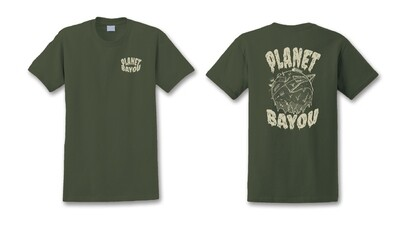 Planet Bayou T-shirt