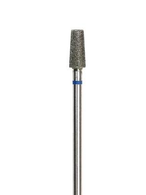 Frustum-shaped Diamond Coated Rotary File, 4 mm, Medium abrasiveness