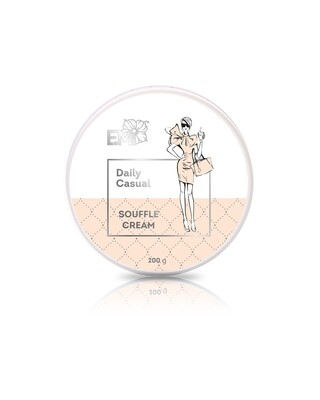 Hand and Body Cream Souffle Daily Casual, 200 ml.