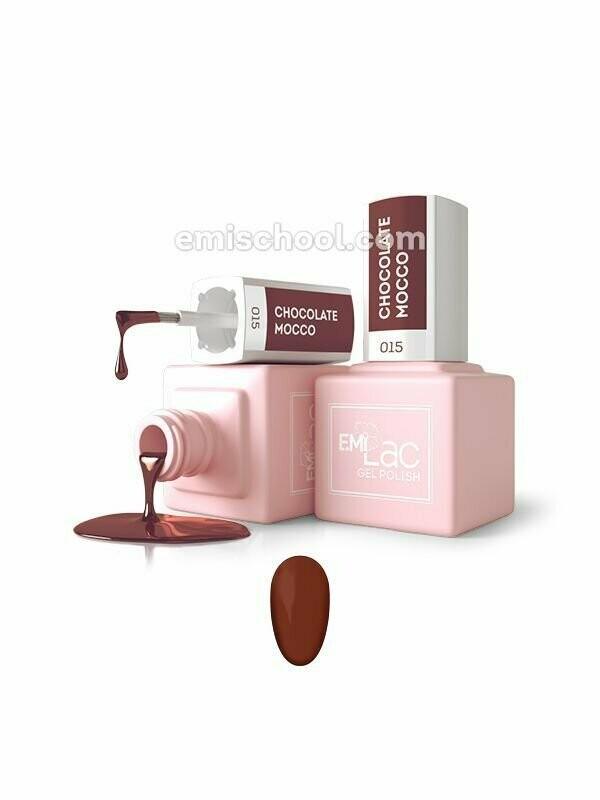 E.MiLac Chocolate Mocco #015, 9 ml.