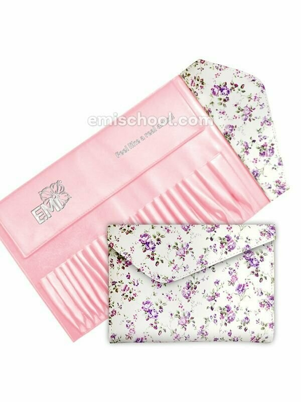 Clutch Bag for brushes