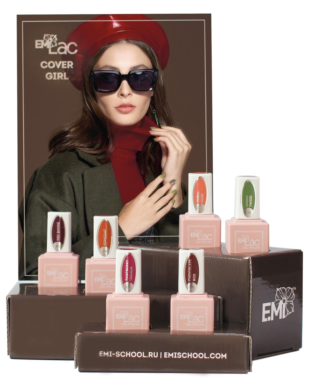 Display E.MiLac Cover Girl
