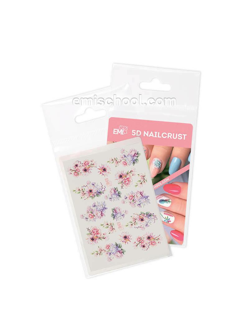 Nailcrust 5D #5 Flowers
